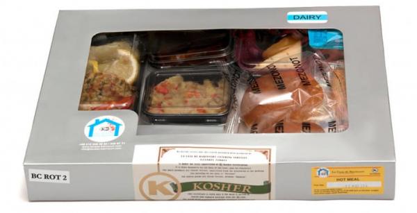 Кошерное питание (KSML) в классе EconomyПриготовлено в соответствии с еврейскими пищевыми потребностями и традициями.