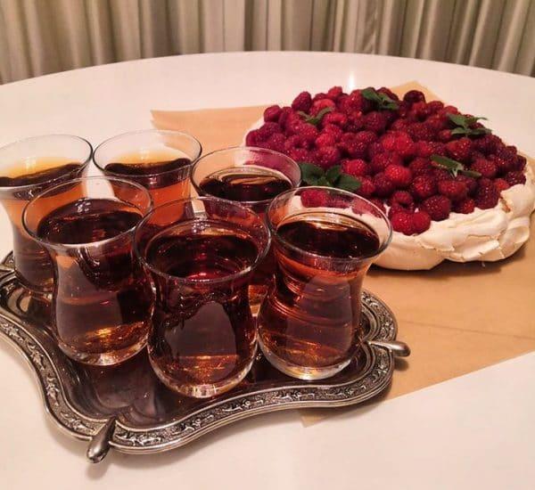 Секреты приготовления турецкого чая