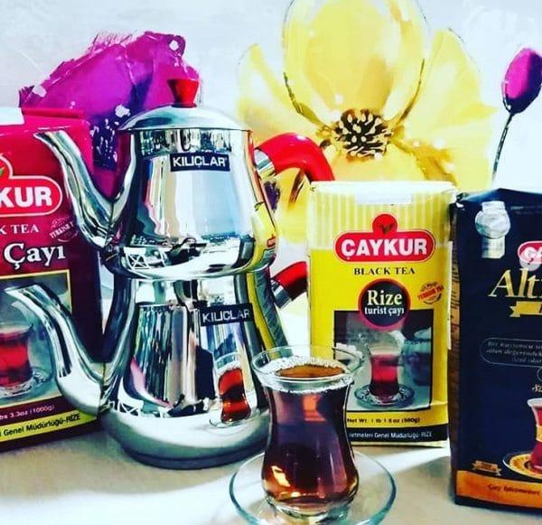 Как заваривать классический турецкий чай