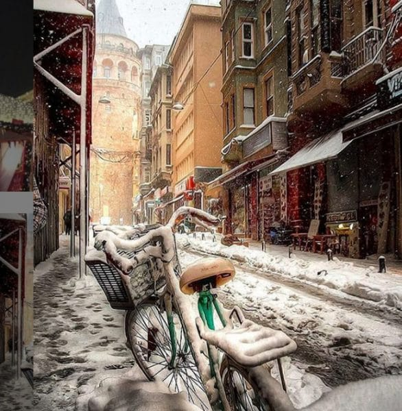 Погода в Стамбуле на Новый Год