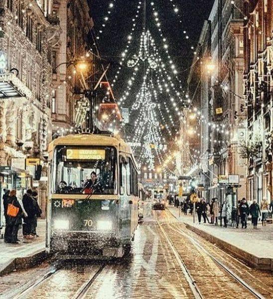 Как отмечают Новый Год и Рождество в Стамбуле — обычаи и традиции