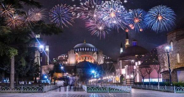 Как и где встречать Новый Год в Стамбуле