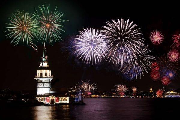 Отзывы туристов об отдыхе в Стамбуле на Новый Год