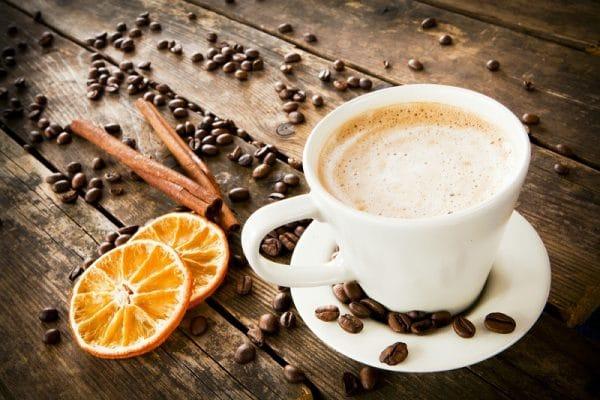 Турецкий рецепт кофе с соком апельсина
