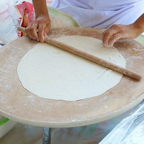Как приготовить тесто для гезлеме