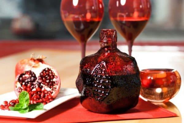 Гранатовое вино: сколько стоит в Турции