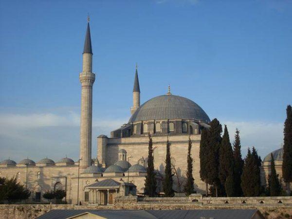 Мечеть Селима Первого