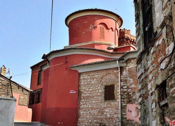 Церковь Марии Монгольской (Meryem Ana Rum Ortodoks Kilisesi)