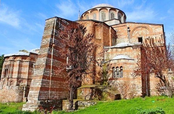 Монастырь Хора (Hora Manastırı)