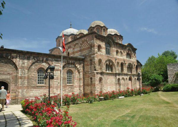 Мечеть Фетхие (Fethiye Cami)