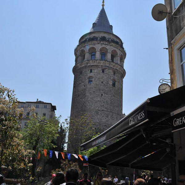 Галатская башня (Galata Kulesi)
