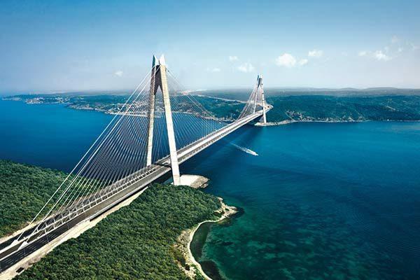 Мост Султана Селима Явуза