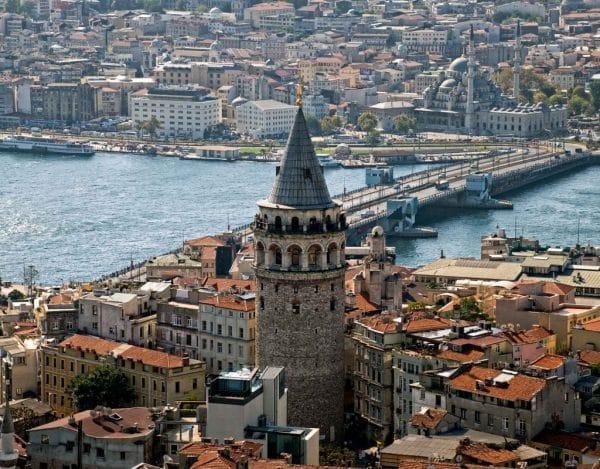 Смотровые площадки Стамбул