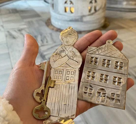 Ключ и талисман