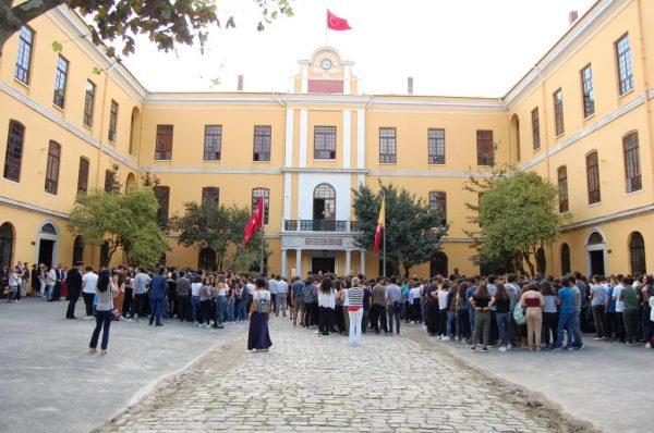 Галатасарайский лицей (Galatasaray Lisesi)
