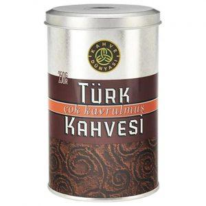 Какие есть виды кофе в Турции