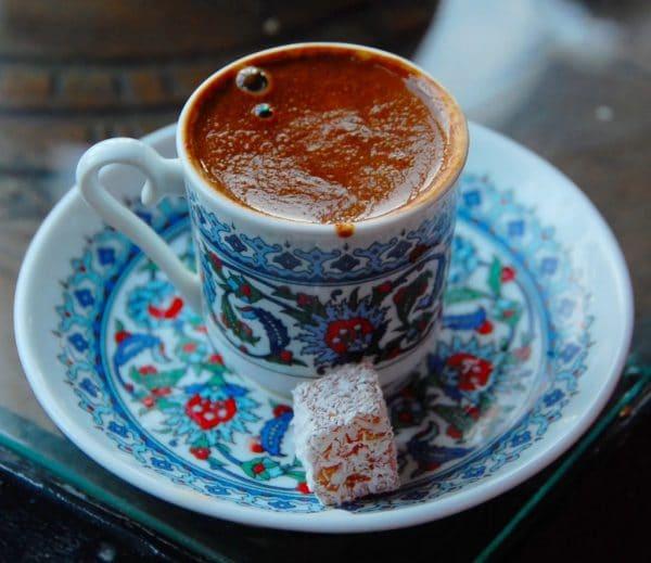 Турецкий кофе: популярные марки