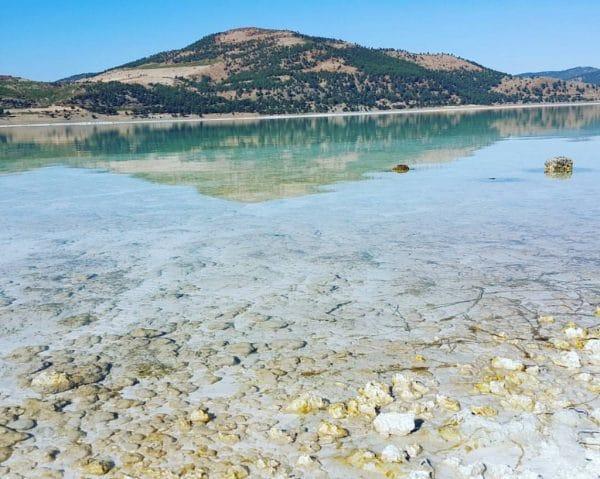 Отзывы о турецком озере Салда