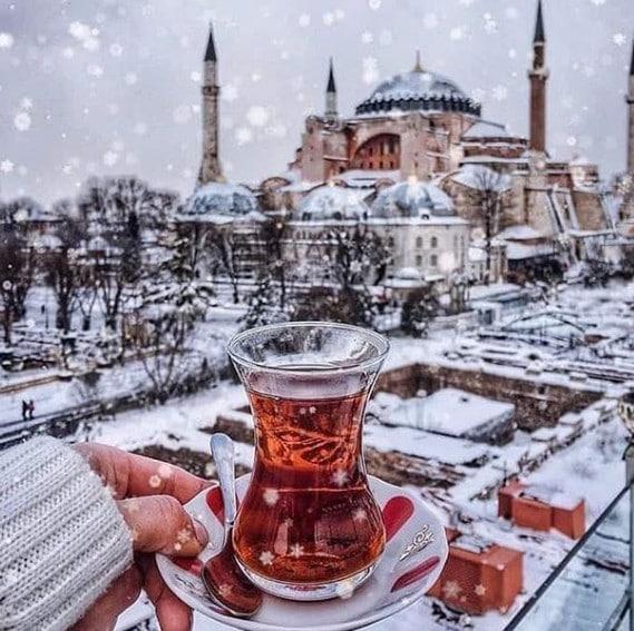 Стамбул зимой: стоит ли ехать