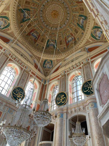 Мечеть Ортакей