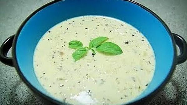 холодный суп Яйла Чорбасы