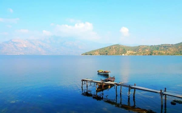 озеро Бафа