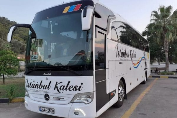 Автобус Стамбул — Анталия