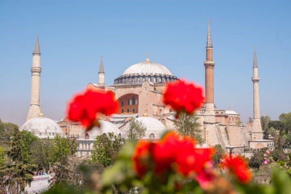 Экскурсия Стамбул — Анталья