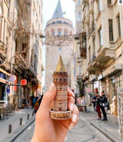 Галатская башня: история и фото символа Стамбула