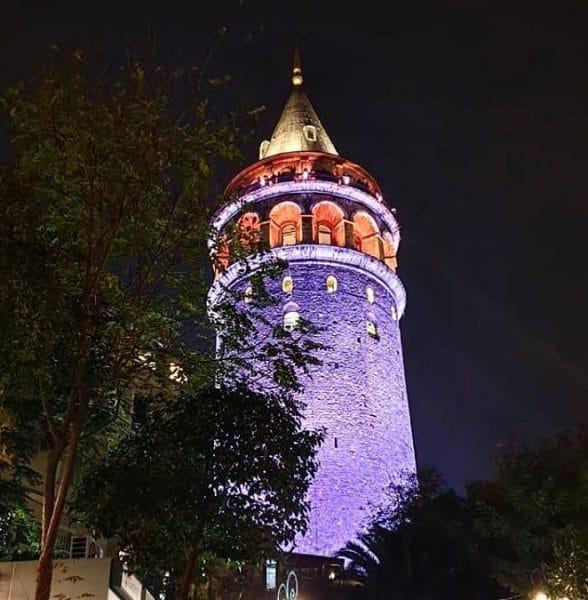 Галатская башня и смотровая площадка