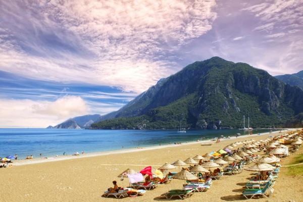 Чиралы Пляж и море