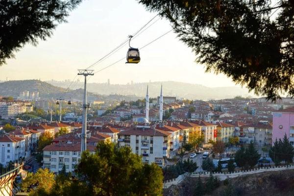 Город Анкара (Турция)