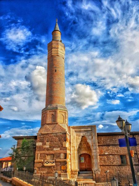 мечеть Асланхане (Aslanhane)