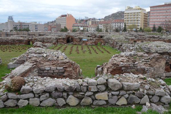 Римские бани Анкара