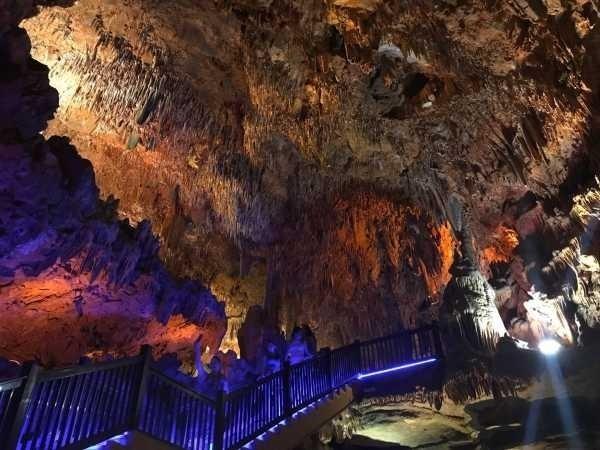 пещеры Дамлаташ