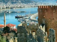 Стоит ли ехать в турецкий город Алания в апреле: какая погода, температура воды и воздуха, чем заняться, отзывы туристов