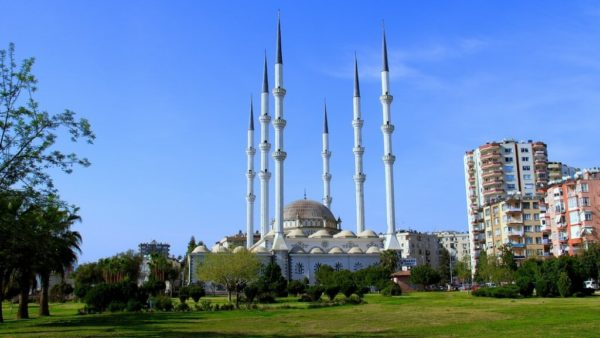 Мечеть Мугдат