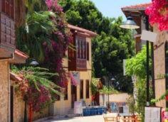 Анталия старый город Калеичи: как доехать, что посмотреть, отели где остановиться