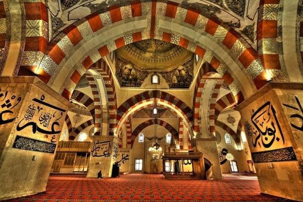 Эски Ками (Старая мечеть)