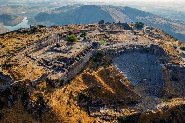 Большой театр в Пергаме