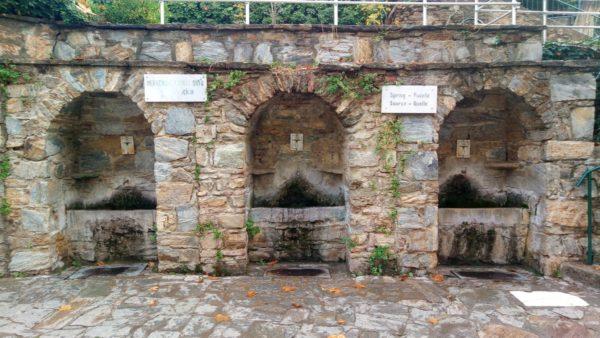 Источники со святой водой