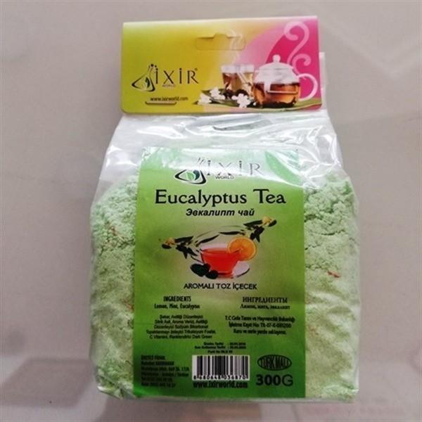 Эвкалиптовый зеленый чай