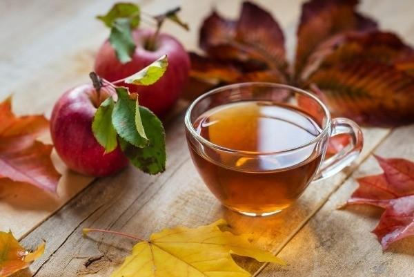 Яблочный порошковый чай