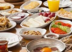 Что едят в Турции на завтрак, фото