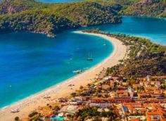 Лучшие курорты Эгейского моря в Турции для молодежи и отдыха с детьми: описание, фото