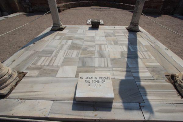 Гробница апостола Иоанна