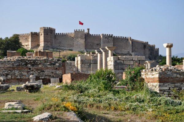 Крепость Аясулук