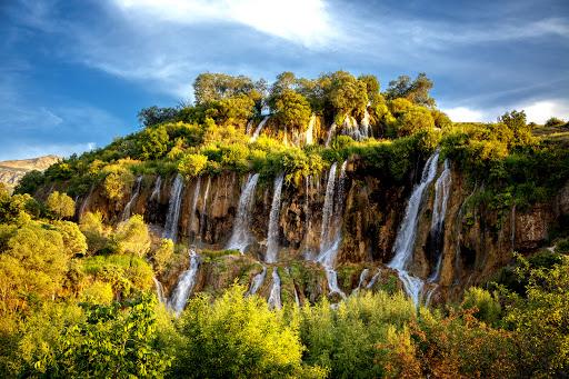 Водопады Гирлевик