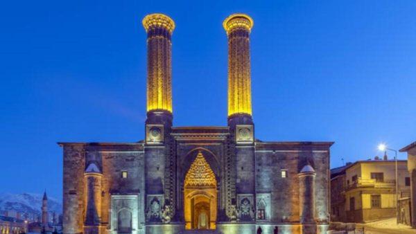 Çifte Minareli Medrese