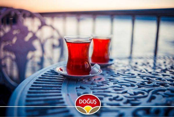 Турецкий чай Догус